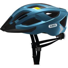 ABUS Aduro 2.0 casco per bici blu